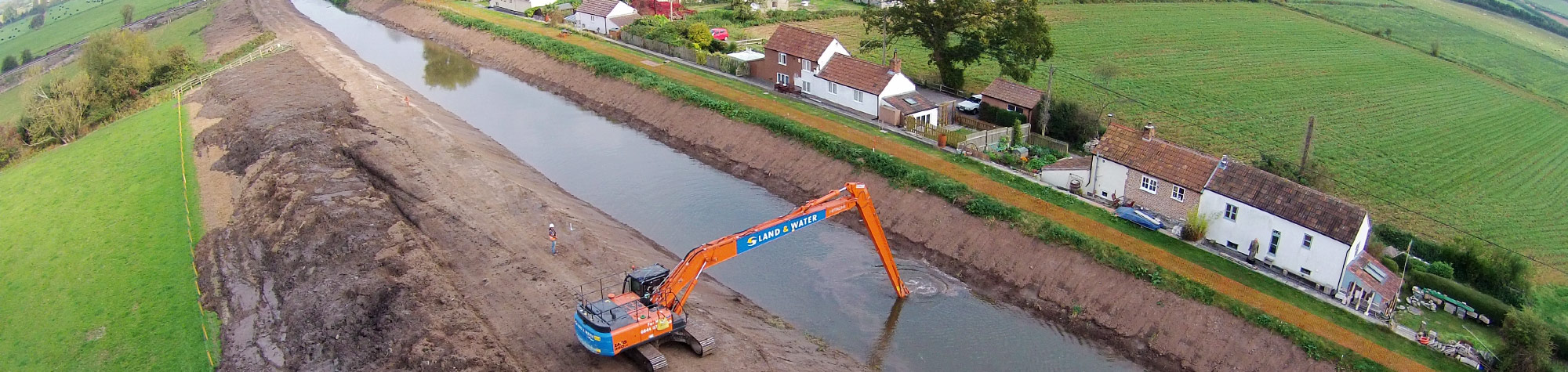 Flood Defences | Land and Water Group