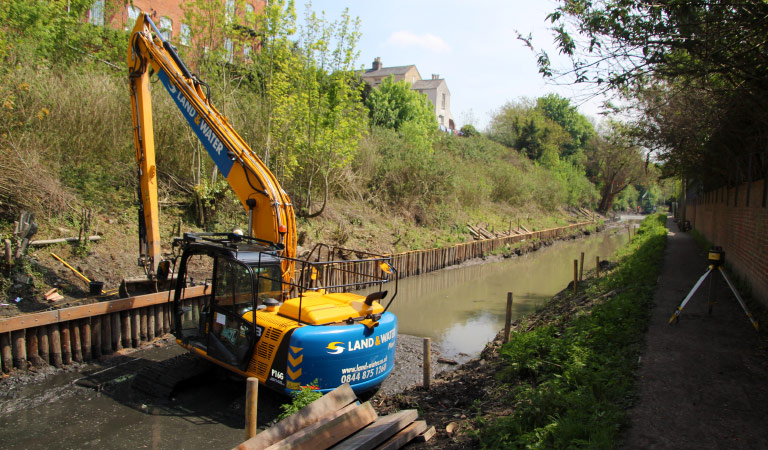 Cotswolds canal restoration