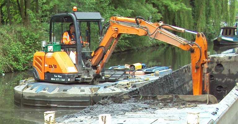 ZX26 6m 4 Tonne Long Reach Excavator 1